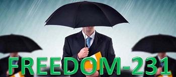 freedom 231